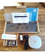 Hewlett-Packard - HP Pavilion 300-030 Mini Desktop - one year warranty - $299.99