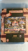 VINEYARD TOUR COLLECTOR'S EDITION ( 1000 PIECES ) NEW - $11.69
