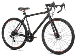 Kent 700c Nazz Mens Gravel Road Bike, Black Comfortable 26-27 inch Free Shipping - $460.00