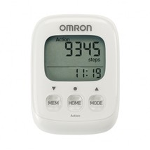 Omron HJ-325 Pedometer Step Counter With 3D Smart Sensor Technology - $33.81