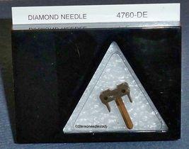 4760-DE NEEDLE for Shure N75E Type 2 M75E R1000ED RS-6E RS-53 M71 M74 M75 M81 image 3