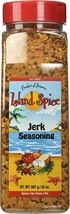 Island Spice Jerk Seasoning Product of Jamaica, Restaurant Size, 32 oz - $29.48