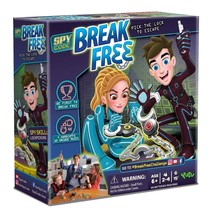 Spy Code Break Free Escape Handcuffs Lock Game Brand new  by Yulu - $12.10