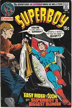 Superboy Comic Book #170 DC Comics 1970 FINE+ - $14.03