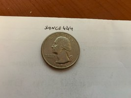 United States 25c. circulated coin D 1994 - $1.50