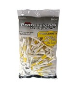 Pride Professional Tee System - Golf Pro Length 2 3/4 - 100 Count - $4.89