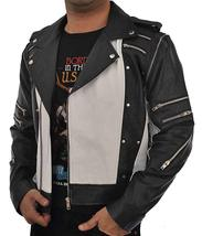 Mens Michael 1984 Sensational Commercial Synthetic Jackson Jacket image 2