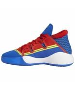 Adidas youth boys Pro Vision Captain Marvel EG2628 Avengers basketball s... - $89.69