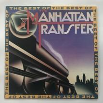 Manhattan Transfer The Best Of Vinyl Record Atlantic SD 19319 LP - $8.75