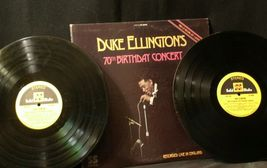 Duke Ellington's 70 Birthday Concert Record AA-192025 Vintage Collectible image 8