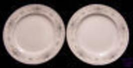 "Wade Dinner Plates Fine Porcelain China of Japan 10"" Lot of 2 - $10.88"