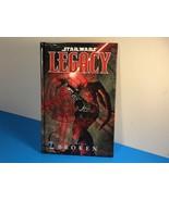 STAR WARS LEGACY GRAPHIC NOVEL VOLUME ONE 1 BROKEN SIGNED OSTRANDER DUUR... - $123.75