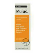 Expire 9/2021 Murad Rapid Age Spot and Pigment Lightening Serum 1oz /30m... - $36.62