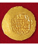 300th ANNIVERSARY MEXICO 1714 2 ESCUDOS 1715 FLEET  PIRATE GOLD COINS TR... - $6,950.00