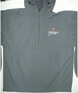 Hendrix College Windbreaker Hooded Packable Wind Jacket Anorak Quick-Dry... - $11.83