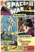 Space War #5 1960- Hitler- Charlton 10 cent comic VF- - $100.88