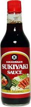 Kikkoman Sukiyaki Sauce, 10-Ounce Bottle (Pack ... - $29.94