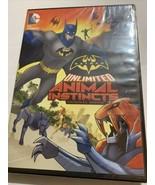 Batman Unlimited: Animal Instincts (No Figurine) (DVD, 2015) - $7.28