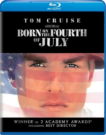 Born On The Fourth Of July (Blu-Ray) New Packaging