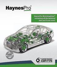HAYNES PRO 2015 Auto Repair Software,technical data software,electrical ... - $9.99