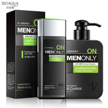 Men Only Facial Treatment Set Activated Carbon Oil Control Moisturizing - $18.67