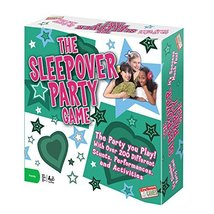 Endless Games Sleepover Party - The Party You Play - Activity Game for Kids Ages - $18.44