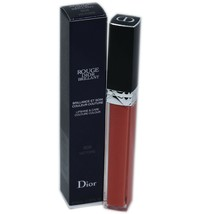 ROUGE DIOR BRILLANT LIPSHINE & CARE COUTURE COLOUR 6ML #808-VICTOIRE NIB - $29.21