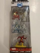 Nano Metalfigs DC Comics 5 Pack Figure Set A - $7.15