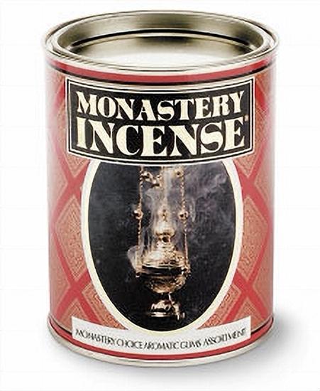 Monastery choice aromatic gums assortment 847