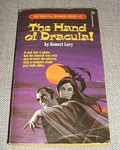 THE HAND OF DRACULA - Dracula Horror Series Book (2) Two [Paperback] [Ja... - $12.80