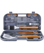 Mr. Bar-B-Q  - 94122X - 12 Piece Stainless Steel Tool Set - $69.25