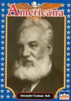 Alexander Graham Bell trading card (Inventor and Teacher) 1992 Starline American