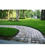 "Six Concrete Molds 8""x8""x1.5"" Make 100s of Cobblestones For Patio, Walks... - $44.99"