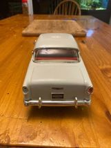 1955 55 Chevy Bel Air Collectible 1/64 Scale Diecast Diorama Model image 3