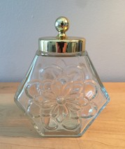 70s Avon Mineral Spring bath salts container (Country Store) image 1