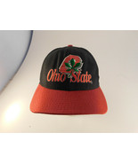 Vintage Ohio State Buckeyes The Game Snapback Cap Black Made in USA - $14.84
