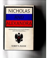 Nicholas and Alexandra: An Intimate Account of the Last of the Romanovs - $10.00
