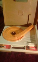 Vintage 1978 Fisher Price 825 Plattenspieler As Is Teile (C2) - $33.68
