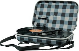 CROSLEY CR8016A-GC Messenger Portable Battery Operated Turntable Record ... - £70.07 GBP