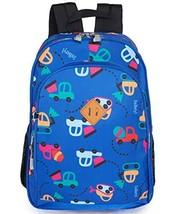 JinBeryl Child Backpack for Kids Boys Lightweight Cartoon Blue Small Size - $38.13
