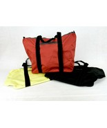 Yoga Tote, Microfiber Exercise Bag, Accessory Pouch, Choice of Colors, #... - $12.95
