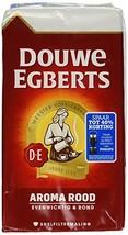Douwe Egberts Aroma Rood Ground Coffee 17.6oz/500g - $19.73