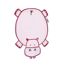 """Dribble Drooler"" Burp Cloth Harry the Hippo - $10.00"