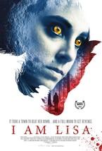 I Am Lisa Poster Patrick Rea Horror Movie Art Film Print Size 11x17 24x3... - $10.90+