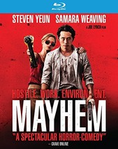 Mayhem [Blu-ray] (2017) New