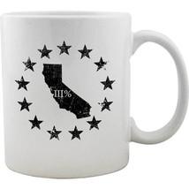 Original California State III Percenter Mug - $12.99
