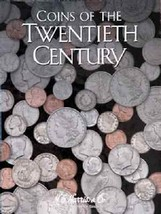 Coins of the 20th Century Coin Folder Album by H.E. Harris - $5.99