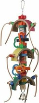 Super Bird Creations 22 by 10-Inch Blast Off Bird Toy, Large - £43.45 GBP