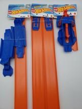 MATTEL Hot Wheels Loop Builder, Launcher & Track Set Over 6 Feet Of Track! - $18.80