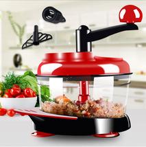 Manually operated Food Processor Kitchen Vegeta... - $21.99